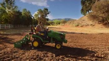 John Deere 1 Family TV Spot, 'Infinite' - Thumbnail 1
