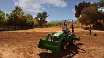 John Deere 1 Family TV Spot, 'Infinite' - Thumbnail 2