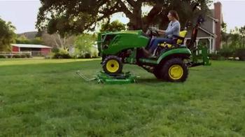 John Deere 1 Family TV Spot, 'Infinite' - Thumbnail 5