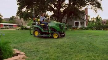 John Deere 1 Family TV Spot, 'Infinite' - Thumbnail 6