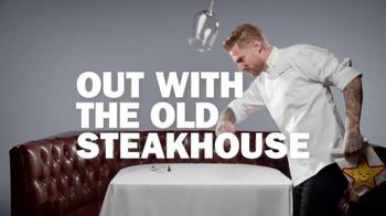 Carl's Jr. Steakhouse Thickburger TV Spot, 'Chef Michael Voltaggio' - Thumbnail 2
