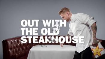 Carl's Jr. Steakhouse Thickburger TV Spot, 'Chef Michael Voltaggio' - Thumbnail 3