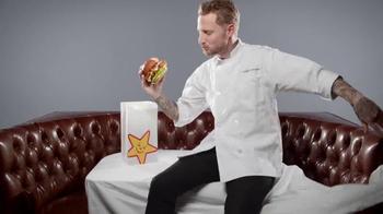 Carl's Jr. Steakhouse Thickburger TV Spot, 'Chef Michael Voltaggio' - Thumbnail 8