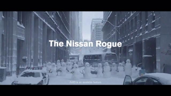 2016 Nissan Rogue TV Spot, 'Winter Warrior' - Thumbnail 7