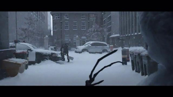 2016 Nissan Rogue TV Spot, 'Winter Warrior' - Thumbnail 1