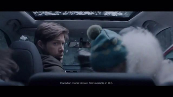 2016 Nissan Rogue TV Spot, 'Winter Warrior' - Thumbnail 5
