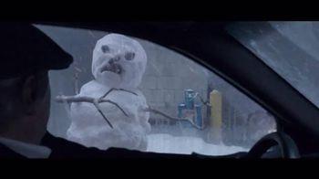 2016 Nissan Rogue TV Spot, 'Winter Warrior' - 321 commercial airings