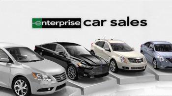 Enterprise Car Sales TV Spot, 'Shift Your Thinking' - 3496 commercial airings