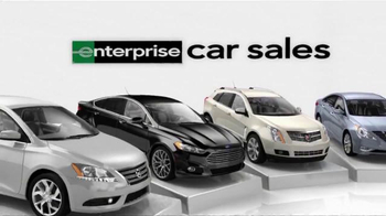 Enterprise Car Sales TV Spot, 'Shift Your Thinking' - Thumbnail 1