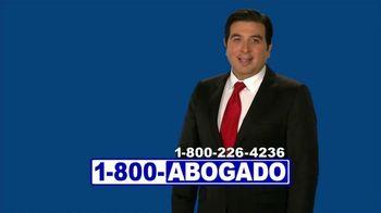 1-800-ABOGADO TV Spot, 'William McBride' [Spanish] - Thumbnail 1