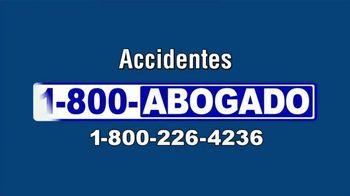 1-800-ABOGADO TV Spot, 'William McBride' [Spanish] - Thumbnail 6