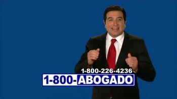1-800-ABOGADO TV Spot, 'William McBride' [Spanish] - Thumbnail 2