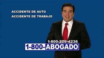 1-800-ABOGADO TV Spot, 'William McBride' [Spanish] - Thumbnail 3