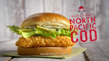 Wendy's North Pacific Cod Sandwich TV Spot, 'Guys Like This' - Thumbnail 2