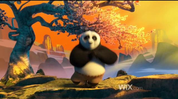 Wix.com Super Bowl 2016 TV Spot, 'Kung Fu Panda 3' [Spanish] - Thumbnail 2
