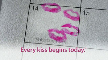 Kay Jewelers TV Spot, 'Every Kiss Begins Today' - Thumbnail 9