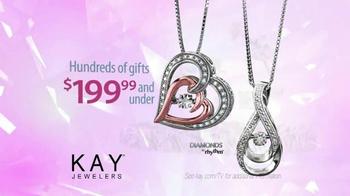 Kay Jewelers TV Spot, 'Every Kiss Begins Today' - Thumbnail 6