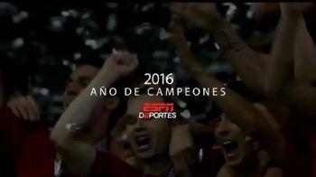 2016 Copa del Rey y 2016 Copa MX Super Bowl 2016 TV Spot [Spanish] - 2 commercial airings