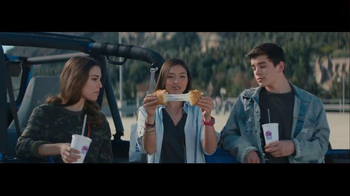 Taco Bell Super Bowl 2016 TV Spot, 'Bigger Than...' Featuring George Takei - 2735 commercial airings