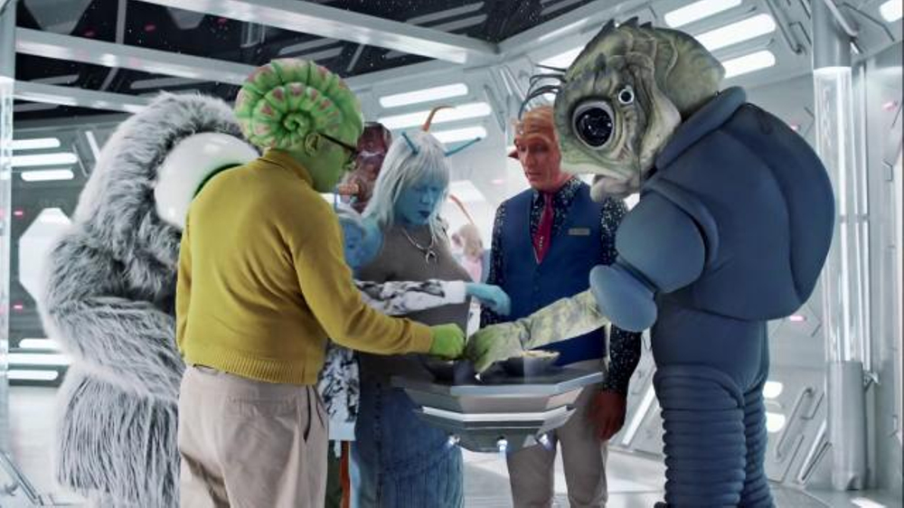 Avocados From Mexico Super Bowl 2016 TV Commercial, 'AVOS in Space' Ft Scott Baio