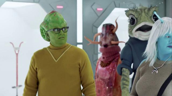 Avocados From Mexico Super Bowl 2016 TV Spot, 'AVOS in Space' Ft Scott Baio - Thumbnail 4
