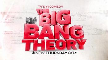The Big Bang Theory Super Bowl 2016 TV Promo - Thumbnail 8