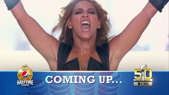 Super Bowl 2016 Halftime Show TV Promo - Thumbnail 5