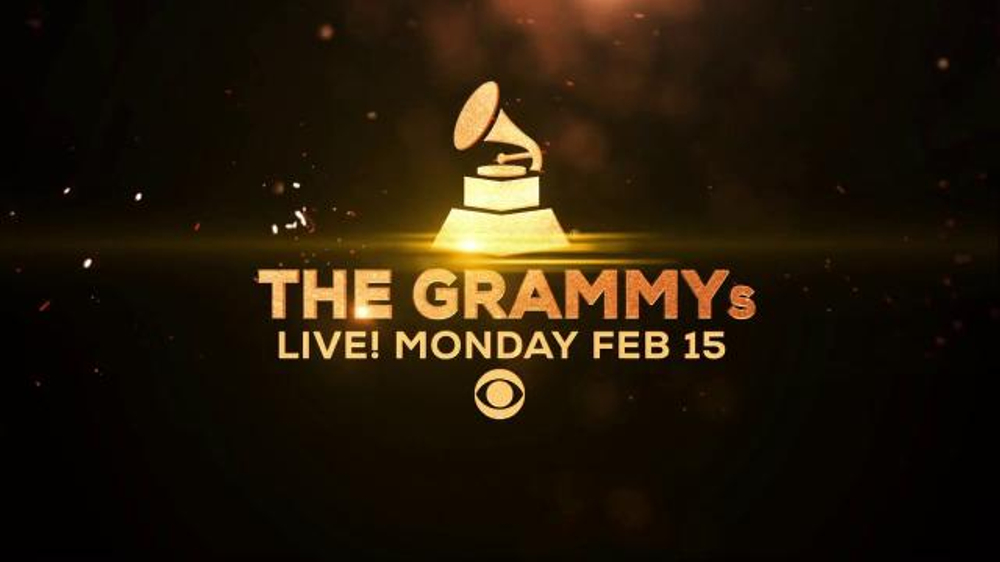 The Grammys Super Bowl 2016 TV Promo