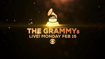 CBS: The Grammys Super Bowl 2016