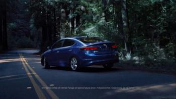 2017 Hyundai Elantra Super Bowl 2016 TV Spot, 'The Chase' - Thumbnail 4