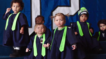 National Football League Super Bowl 2016 TV Spot, 'Super Bowl Babies' - Thumbnail 1