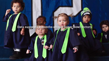 National Football League Super Bowl 2016 TV Spot, 'Super Bowl Babies' - Thumbnail 2