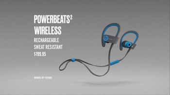 Beats Powerbeats2 Wireless TV Spot, 'Cam's Prayer' Feat. Cam Newton - Thumbnail 10