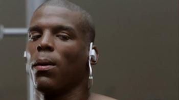Beats Powerbeats2 Wireless TV Spot, 'Cam's Prayer' Feat. Cam Newton - Thumbnail 4