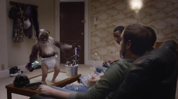 Mountain Dew Kickstart Super Bowl 2016 TV Spot, 'Puppymonkeybaby' - Thumbnail 4