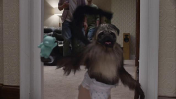 Mountain Dew Kickstart Super Bowl 2016 TV Spot, 'Puppymonkeybaby' - Thumbnail 8