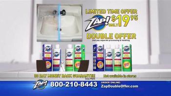 Zap! TV Spot, 'Bathrooms' - Thumbnail 10