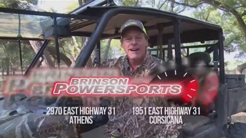 Brinson Powersports TV Spot, 'The Non-road' Featuring Ted Nugent - Thumbnail 6