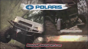 Brinson Powersports TV Spot, 'The Non-road' Featuring Ted Nugent - Thumbnail 1