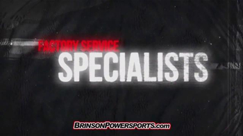 Brinson Powersports TV Spot, 'The Non-road' Featuring Ted Nugent - Thumbnail 2