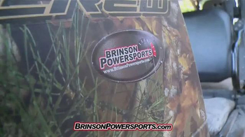 Brinson Powersports TV Spot, 'The Non-road' Featuring Ted Nugent - Thumbnail 3