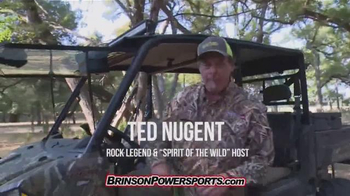 Brinson Powersports TV Spot, 'The Non-road' Featuring Ted Nugent - Thumbnail 4