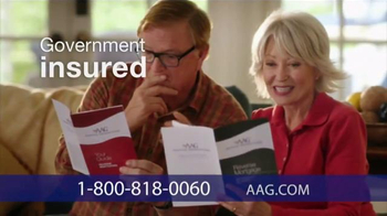 American Advisors Group Reverse Mortgage TV Spot, 'No Catches' - Thumbnail 4