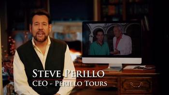 Perillo Tours TV Spot, 'Don't Wait Until It's Too Late' - Thumbnail 2