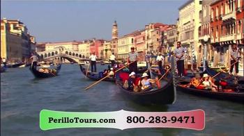 Perillo Tours TV Spot, 'Don't Wait Until It's Too Late' - Thumbnail 3