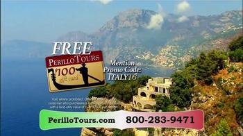 Perillo Tours TV Spot, 'Don't Wait Until It's Too Late' - Thumbnail 6