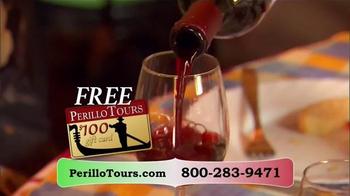 Perillo Tours TV Spot, 'Don't Wait Until It's Too Late' - Thumbnail 7