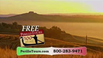 Perillo Tours TV Spot, 'Don't Wait Until It's Too Late' - Thumbnail 8