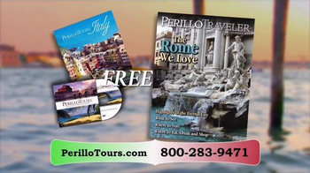 Perillo Tours TV Spot, 'Don't Wait Until It's Too Late' - 527 commercial airings