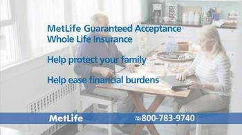 MetLife TV Spot, 'Q&A' - Thumbnail 1